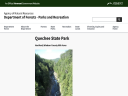 Quechee State Park image