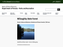Willoughby State Forest image