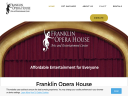 Franklin Opera House image