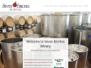 Seven Birches Winery image