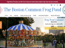 Boston Common Frog Pond image