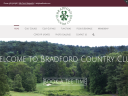 Bradford Country Club image