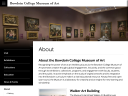 Bowdoin Museum of Art image