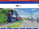 Maine Narrow Gauge Railroad Co. & Museum image