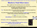 Blueberry Pond Observatory image