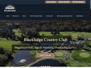 Blackledge Country Club image