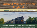 Railroad Museum of New England image