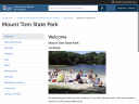 Mount Tom State Park image