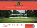 Sagamore Spring Golf Club image