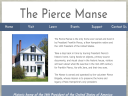 The Pierce Manse image