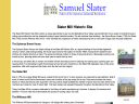 Slater Mill Historic Site image